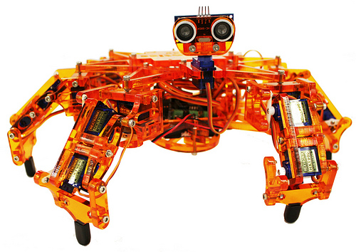 Hexy Hexapod