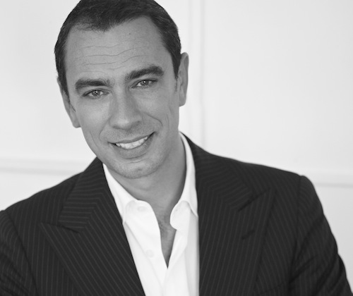 photo of Renaud Champion, interviewee and partner in Robolution Capital