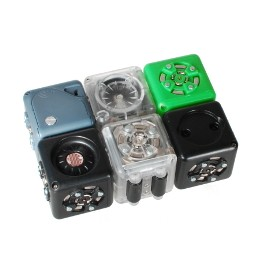 photo of set of cubelets from Modular Robotics
