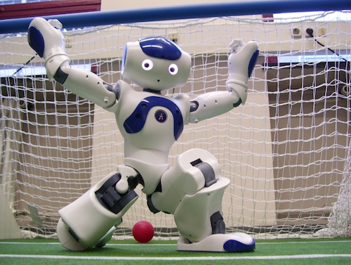 Aldebaran's Nao robot