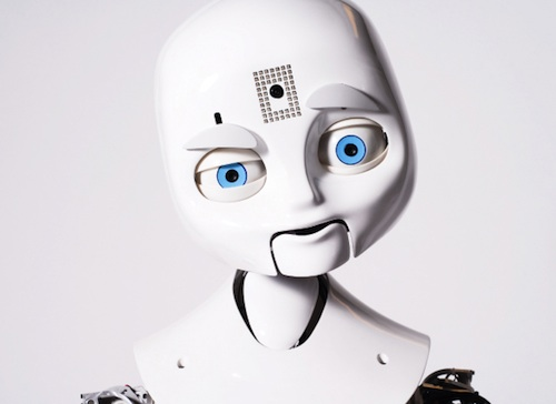 MIT Media Lab's MDS robot Nexi