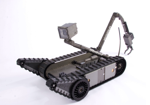 Research and Development at iRobot