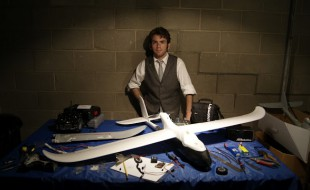 Drone with Matt
