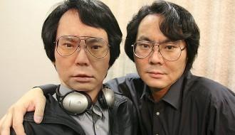 Image of Hiroshi Ishiguro's Geminoid