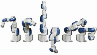 Image of Motoman industrial robots