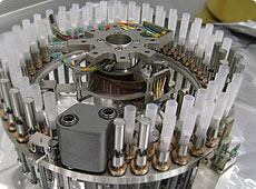 SMS - Precision Sample Positioner